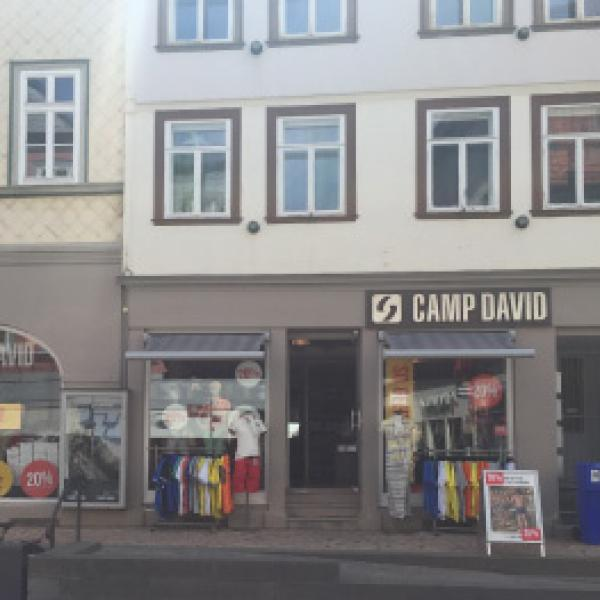 CAMP DAVID und Soccx